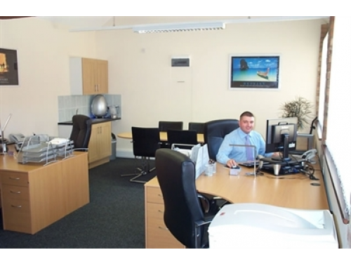 Desborough Road Office images