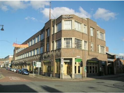 Business Centre in Hinckley