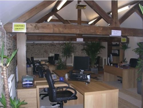 Little Tapnage Office images