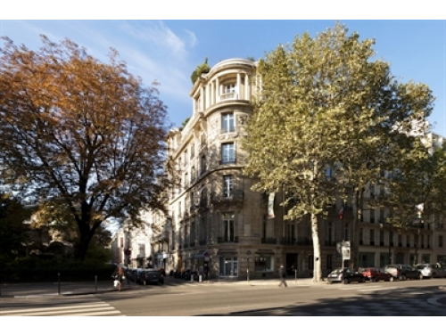 Boulevard Haussmann Office images