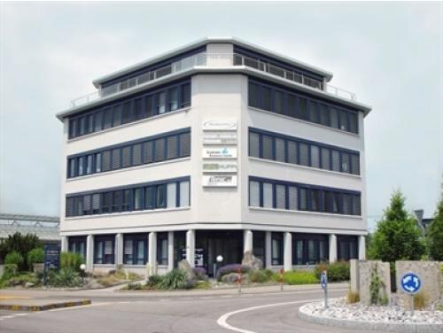 Churerstrasse Office images
