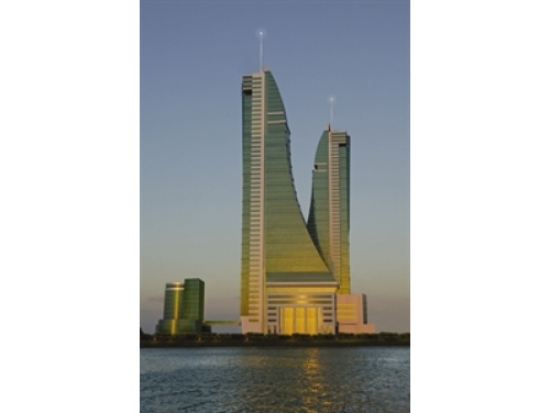 Bahrain Financial Harbour Office images