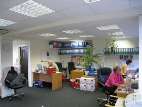Thames Road Office images
