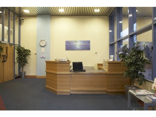 Silbury Boulevard Office images
