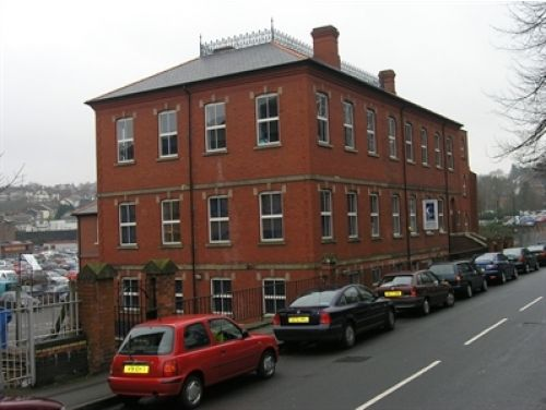 Business Centre in Newport