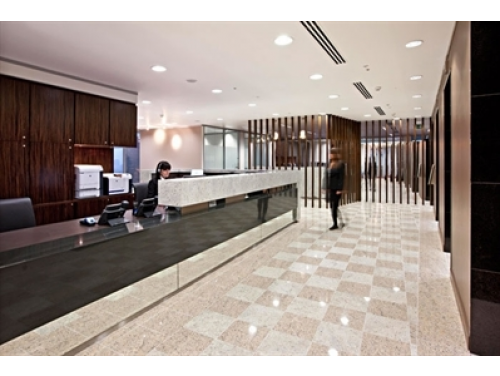 Allenby Street Office images
