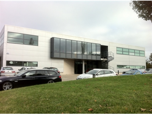 Barnes Wallis Road Office images