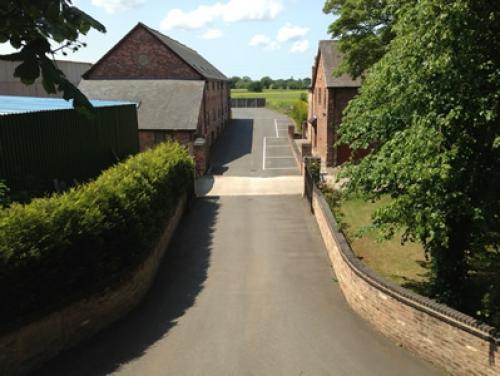 Old Alder Lane, Burtonwood 1