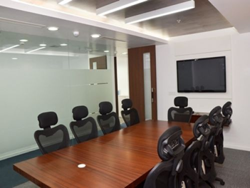 DLF Cyber City Office images