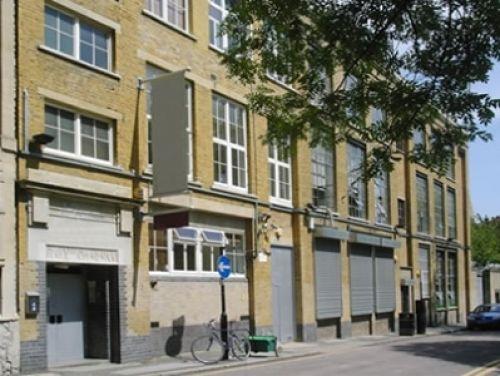 Britannia Row, Islington 3