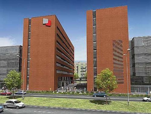 Na Pankraci Office images
