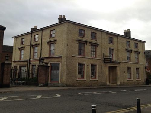 Baldock Street, Royston 1