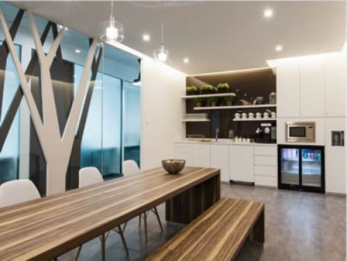 Marina View Office images