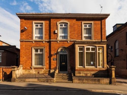 Wilson Street, Derby 1