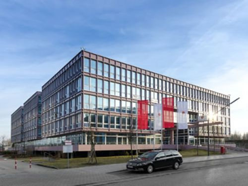 Kronstadter Street Office images