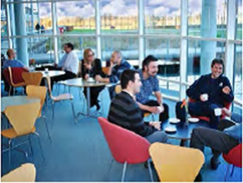 Alba Campus Office images
