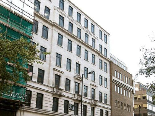 Office rental London Baker Street exterior