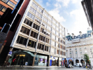 Office rental London Berkeley Street exterior