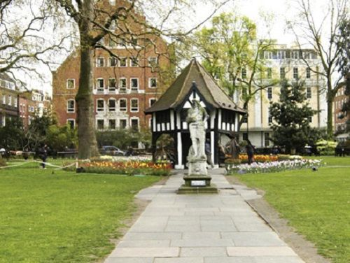 Soho Square Office images