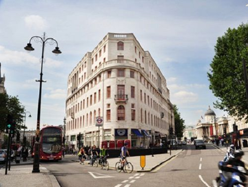 Duncannon Street Office images