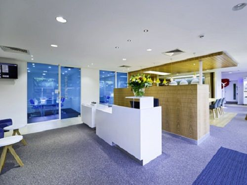 Gatwick Airport Office images