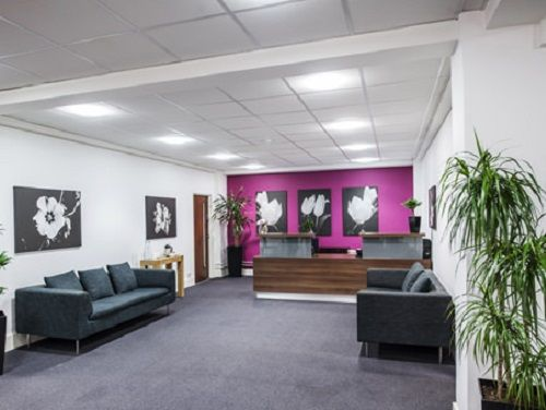 Grosvenor Gardens Office images