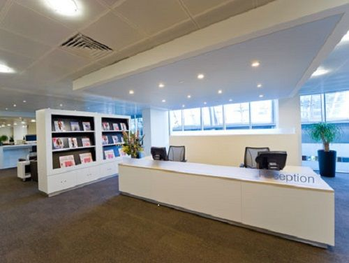 Ropemaker Street Office images