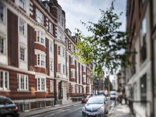 Offices to lease London Bolsover Street exterior
