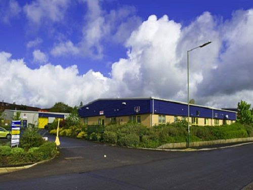 Western Industrial Estate Office images