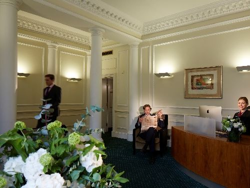 Berkeley Square Office images