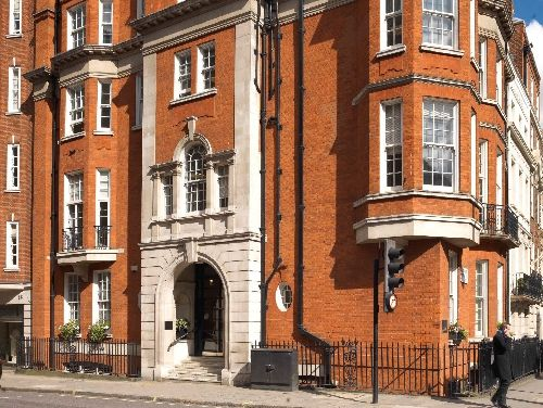 Grosvenor Street Office Space