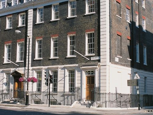 Serviced offices London Davies Street exterior