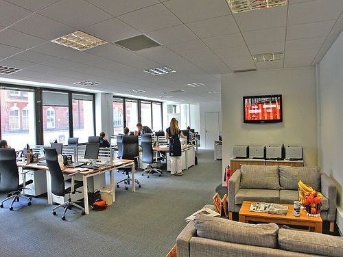 Long Acre Office images
