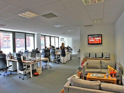 Long Acre Office images
