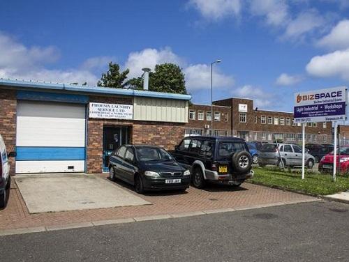 Skelton Industrial Estate Office images
