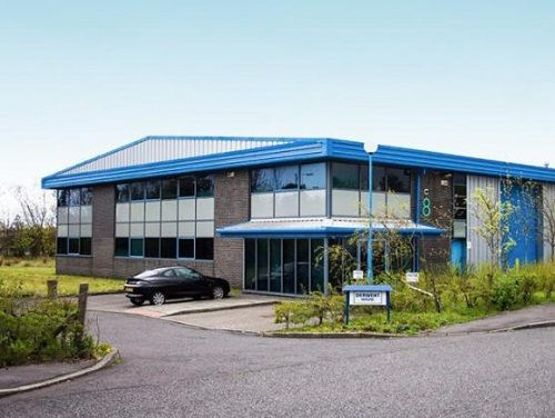 Greencroft Industrial Estate Office images