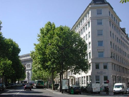 Avenue Hoche Office Space