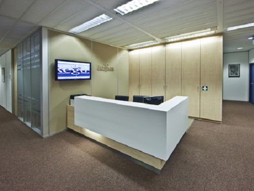 Verlengde Poolseweg Office images