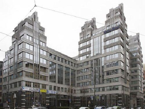 Marcel Broodthaer Square Office images