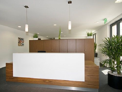 Ludwig-Erhard-Allee Office images