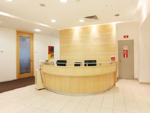 Krasnopresnenskaya Naberezhnaya Office images