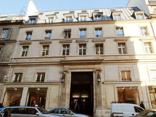 Rue De Faubourg Office Space