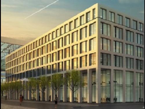 Willy-Brandt-Platz Office images