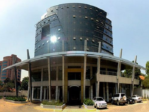 Yusuf Lule Road Office images