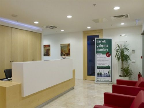 Bueyuekdere Caddesi Office images