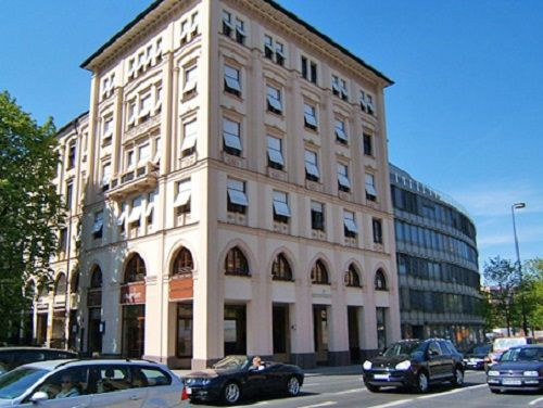 Maximilianstrasse Office Space