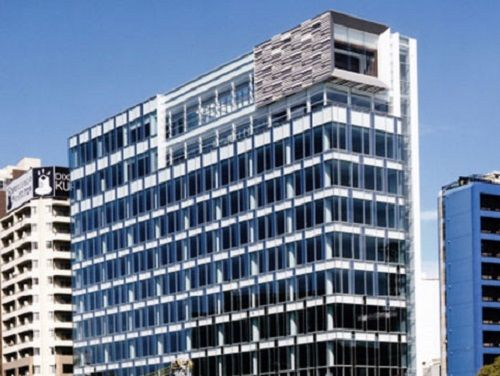 Aqua Hakata Office Space