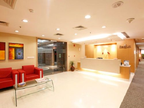 DLF Cyber City Complex Office images