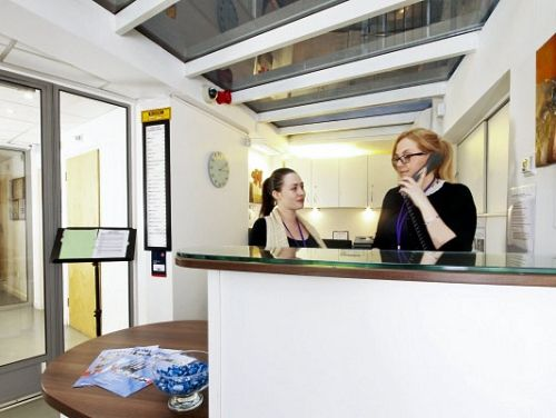 Kings Cross Road Office images