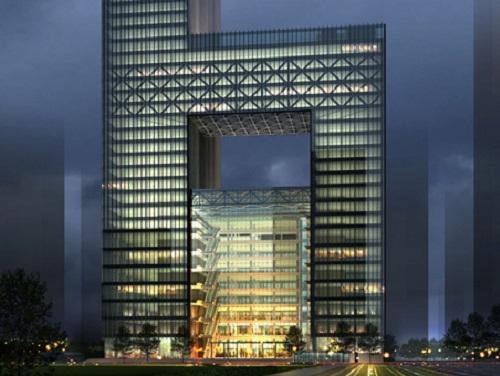 Zhongnan Road Office Space